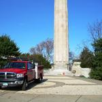 War Monument in New Britain, CT